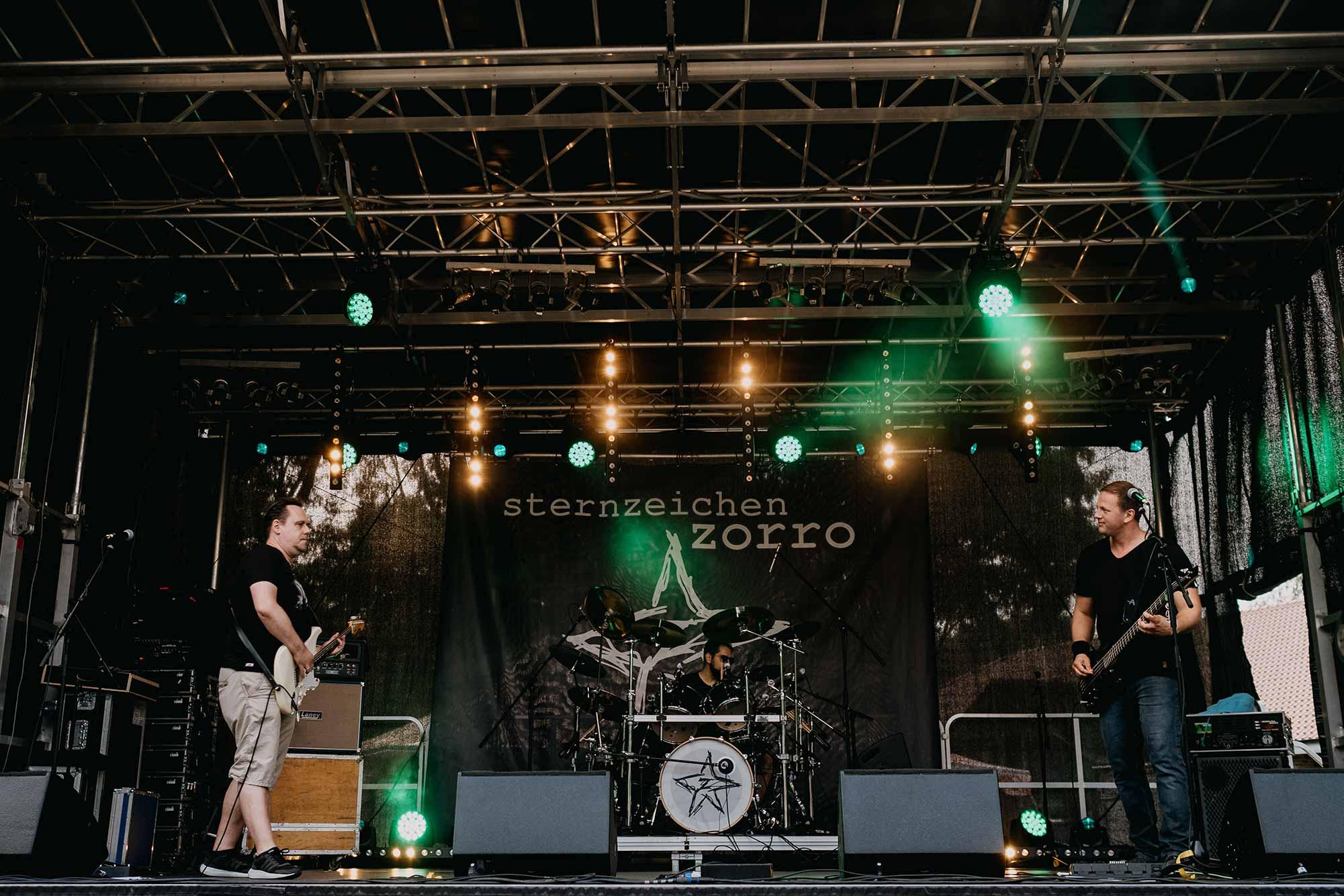 Sternzeichen Zorro (Foto Jens Hohmuth)