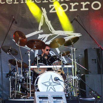 Sternzeichen Zorro - Sebastian Bork, Schlagzeug